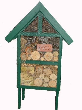 Insektenhotel Bauanleitung kostenlos