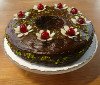 Lebkuchen Kranzkuchen