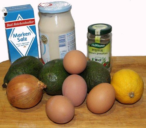 Avocado Dip Avocadorezept Mit Bild