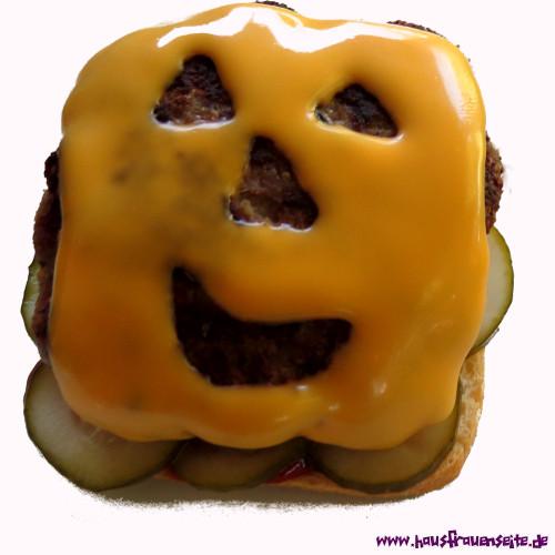 Halloween Rezepte Mit Bild.Halloween Burger Rezept Mit Bild