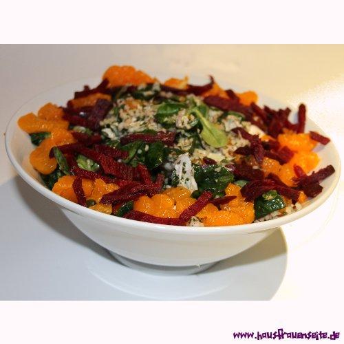 Chinakohl Salat Kalorienarmes Rezept Mit Bild