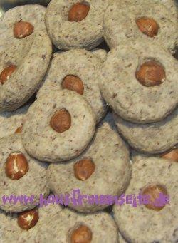 Rezept kekse haselnusse gemahlen