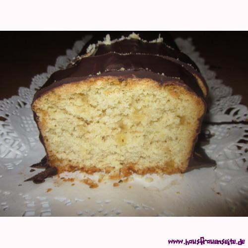 Ananas Kokos Kuchen Ananaskuchen Rezept Mit Bild