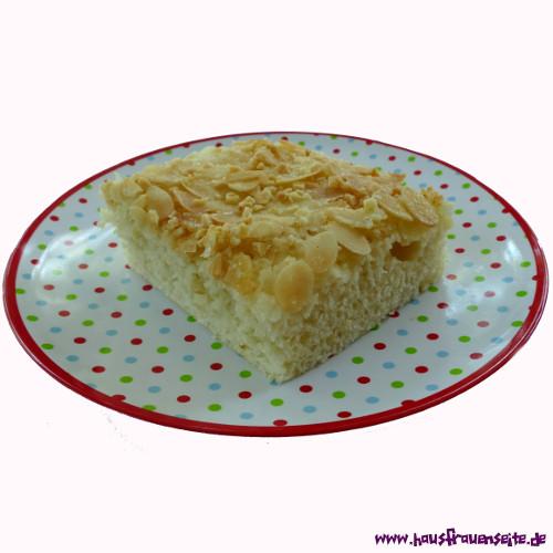 Buttermilch Kuchen Buttermilchkuchen Rezept Mit Bild