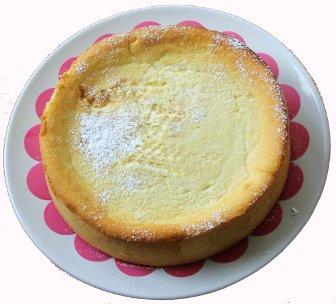 Käsekuchen Grieß Ohne Boden Kuchen Bild Idee
