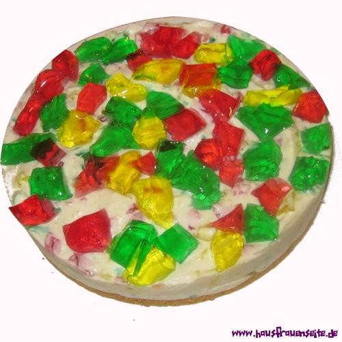 Konfetti Torte Rezept Mit Bild