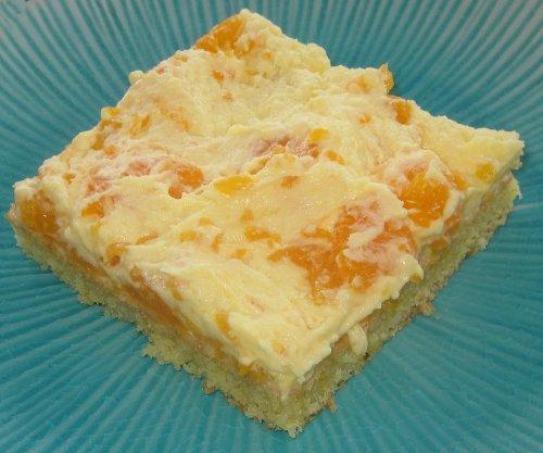 Schuttelkuchen Mit Mandarinen