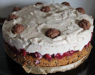Ferrero Rocher Torte Rezept Mit Bild
