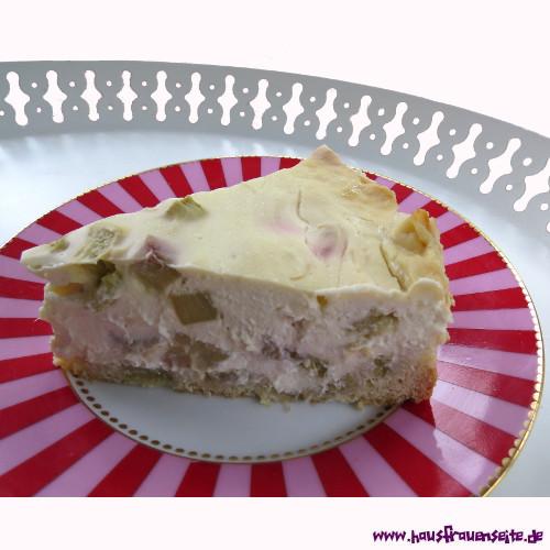 blechkuchen rhabarber mit pudding