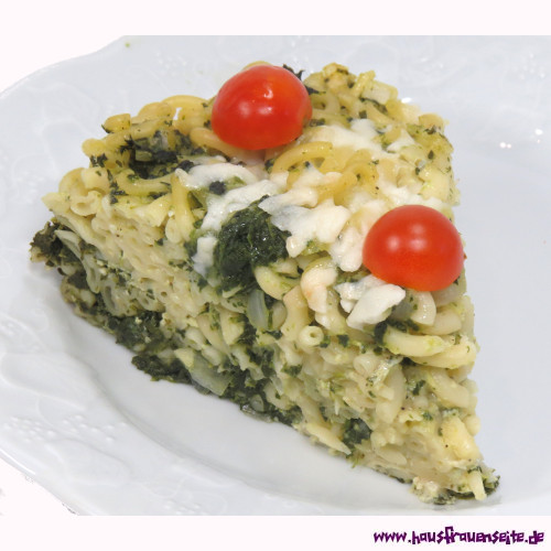 nudelkuchen rezepte vegetarisch