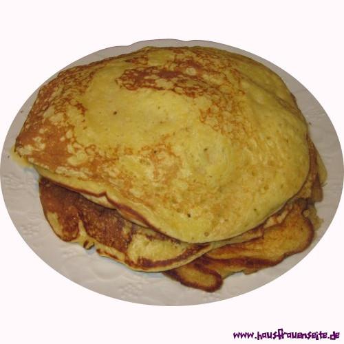 Amerikanische Pancakes Rezept Mit Bild