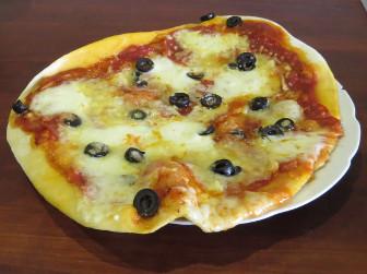 Pizzateig Mit Hefe Rezept Mit Bild